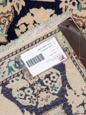 Nain extra fine persiano cm 119×50