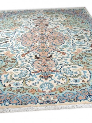 Kashan persiano cm 305×200