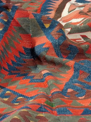 kilim anatolico old cm 250x145