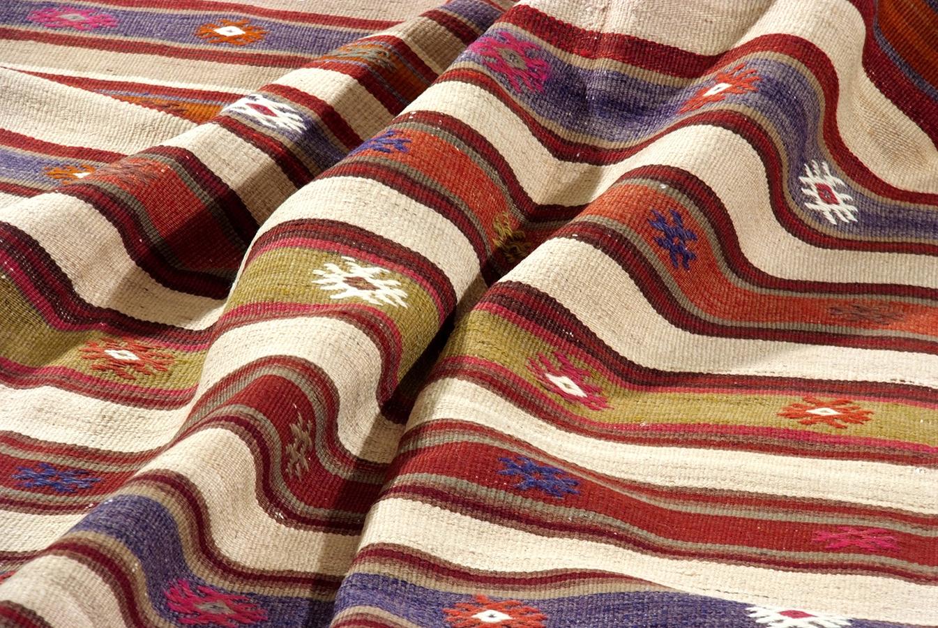 Tappeti Kilim Economici : Fetiè kilim turco cm 250x145 tea tappeti