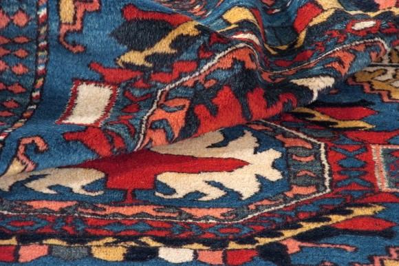Kazak Chechin cm 195x159