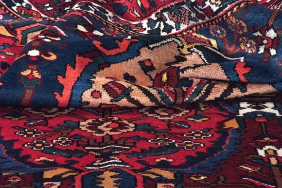 Bakhtiary persiano cm 393x335