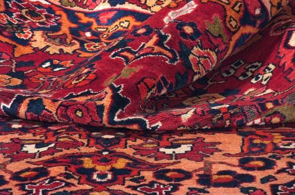 Bakhtiary persiano cm415x345
