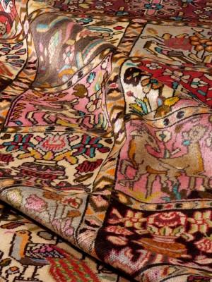 Bakhtiary persiano cm 242x161