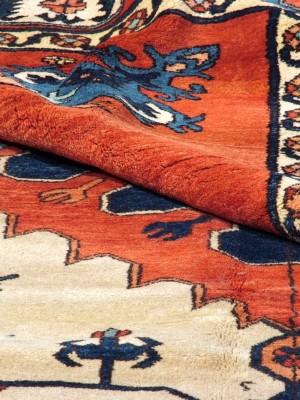 Ersari Afgano cm 348x254
