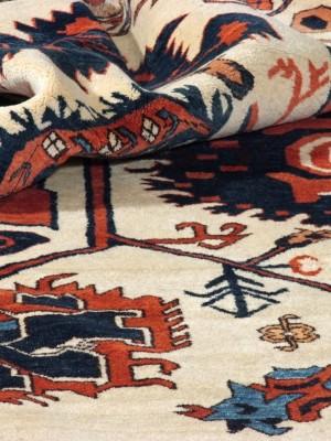 Ersari Afgano cm 371x254