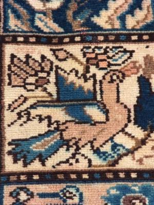 Bakhtiary persiano cm 345×104