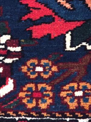 Bakhtiary persiano cm 393×335