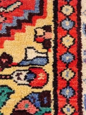 Hamadan persiano cm 350×108