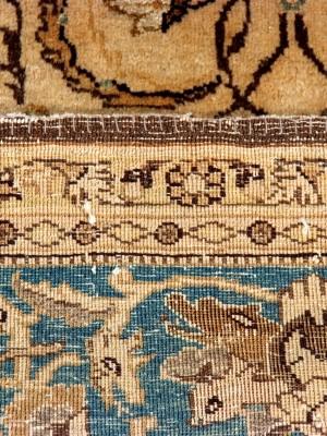 Kum persiano old cm 207×135