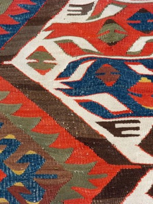 kilim anatolico old cm 250×145