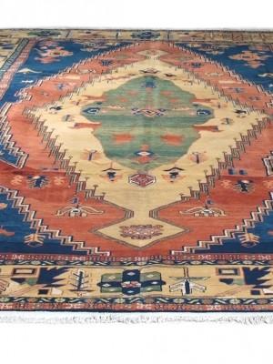 Tajikistan afgano cm 382×290