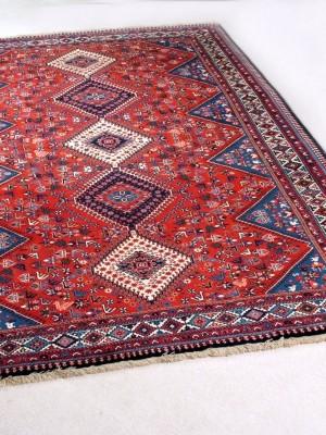 Yalameh fine persiano cm 262×152