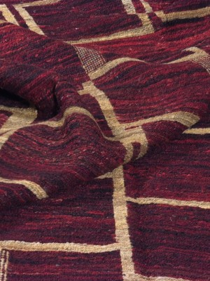 Sumak afgano modern design cm 215x190