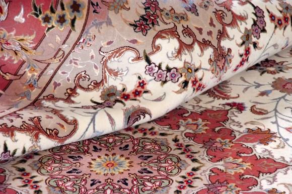 Tabriz extra fine persiano cm 310x203