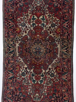 Sarouq Ferahan antico persiano, cm 203×122
