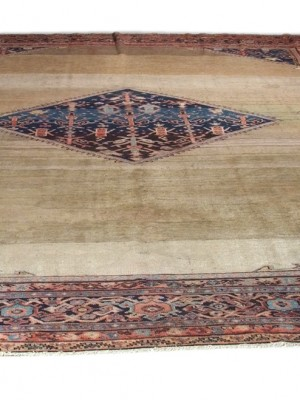Mahal antico persiano, cm  425×328