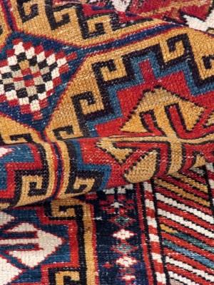 SHirvan Mogan antico, cm 205x115