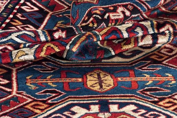 Lenkoran caucasico antico, cm 290x119