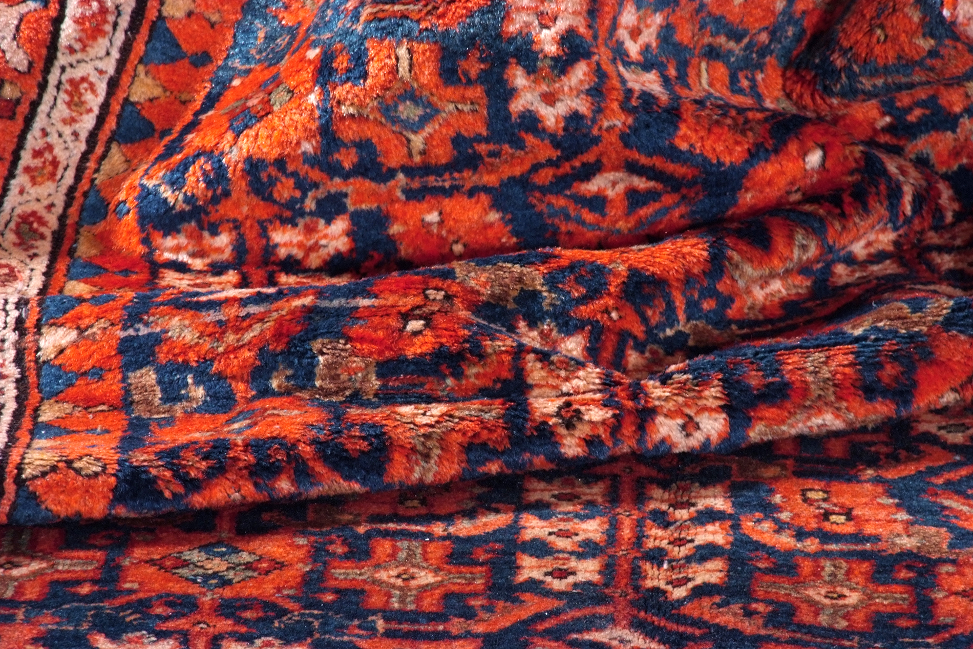 Lavare Tappeto Lana Ikea malayer persiano antico, cm 316×168