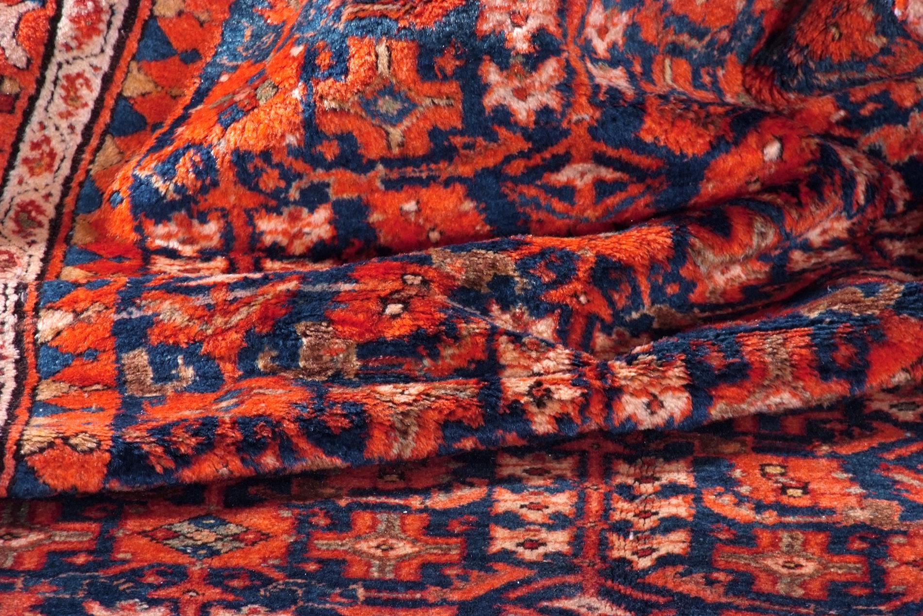 Tappeti Kilim Roma : Malayer persiano antico cm tea tappeti