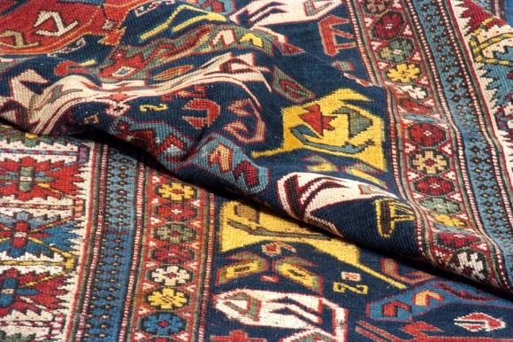 Kuba Bijov Caucasico antico cm 252x123