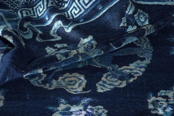Pekino cinese antico. cm 177x142
