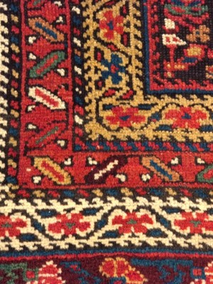 Moghan Caucasico antico cm 273×110