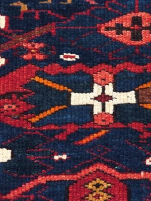 Shirvan Kuba caucasico antico, cm 170×130