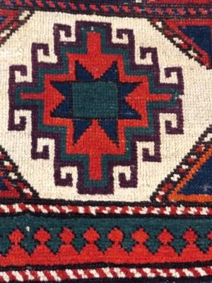 Mogan caucasico antico cm 280×122
