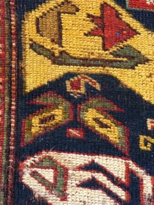 Kuba Bijov Caucasico antico cm 252×123