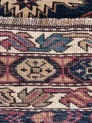 Kuba Shirvan antico cm 187×128