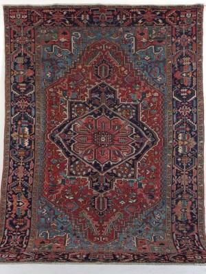 Heriz Persiano Antico cm 312×22