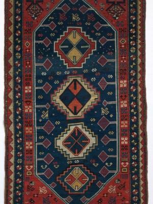 Daghestan caucasico antico cm 210×116
