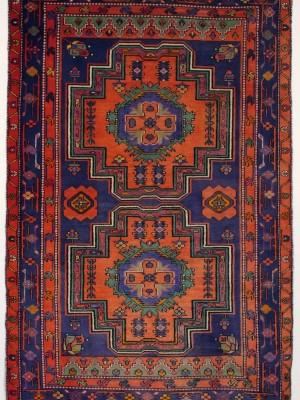 Derbend Caucasico old. cm 207×137