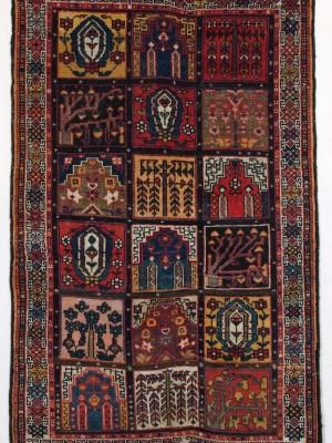 Bakhtiari bibi baf persiano antico cm 200×120