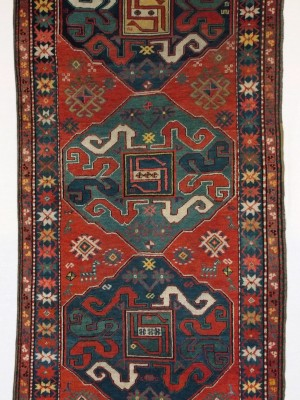 Karabagh Ciondoresk Caucasico Antico cm 238×123