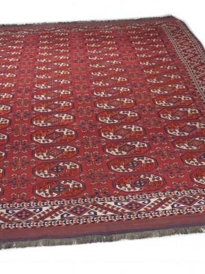 Kizyl Ayak Turkmeno antico cm 340×212