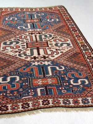 Chondoresk caucasico antico cm 225×120