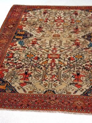 Ferahan antico persiano cm 205×140