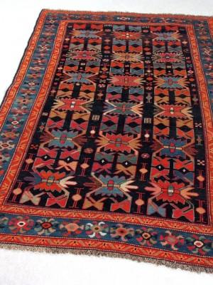 Karabagh caucasico antico cm 213×120