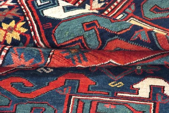 Karabagh Ciondoresk Caucasico Antico cm 238x123