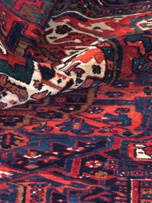 Heriz Persiano Antico cm 350x240