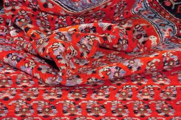 Karabagh caucasico antico cm 290x153