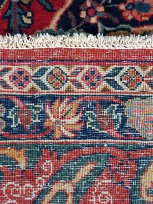 Isfahan persiano antico cm 410×290