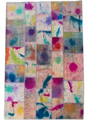 Art Collection Vintage Patchwork cm 300×200