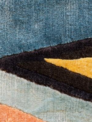 tappeto Moderno Indo Tibetan Silk cm 200×280